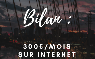 Comment Gagner de L'argent (plus de 300€) sur Internet en 2019 ?