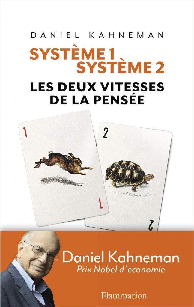 Couverture du livrel : Système 1 / Système 2. Les deux vitesses de la pensée