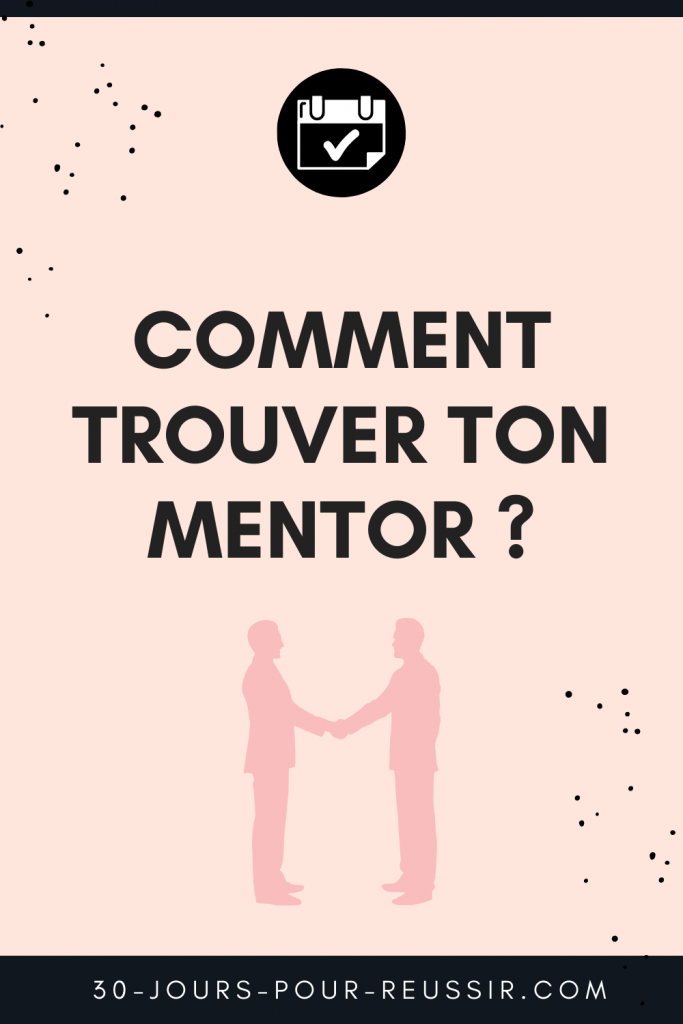 épingle Pinterest : pourquoi avoir un mentor et comment trouver le sien ?